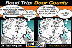 Road Trip To Door County