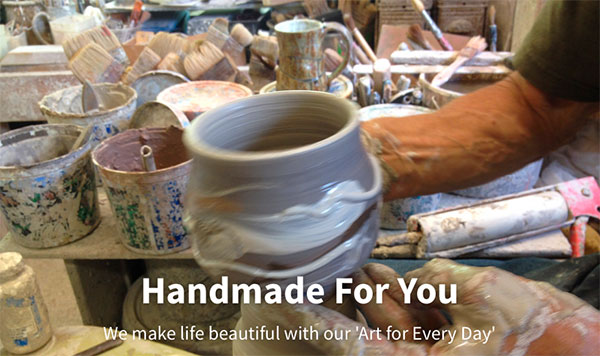 LGBT Ally Business: Ellison Bay Pottery Studios
