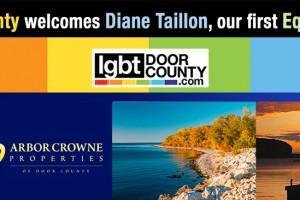 First REALTOR Joins LGBT Door County