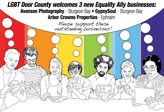 LGBT Door County Members Trained in Inclusion
